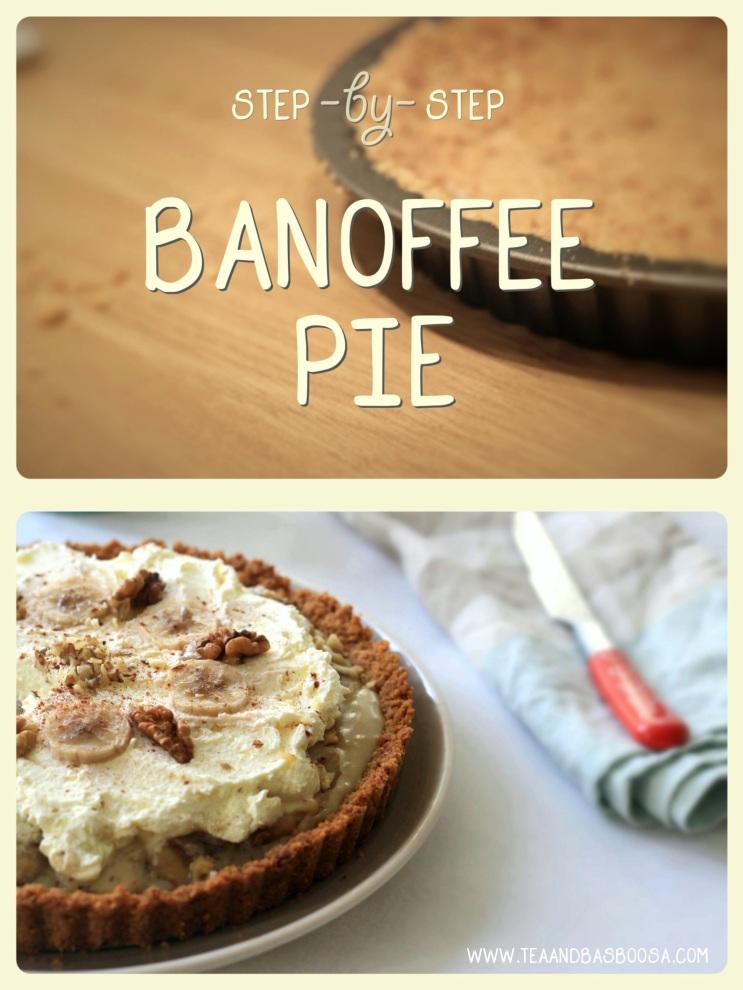 Banoffee pie, recipe